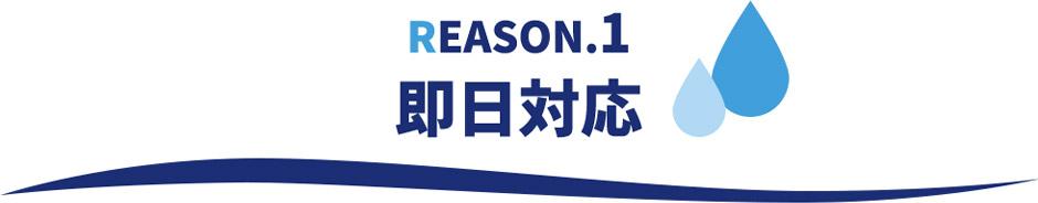 REASON.1即日対応