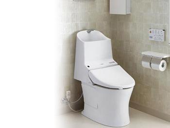 TOTO ウォシュレット一体型トイレ HV