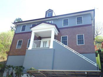 静岡県 田方郡 函南町 平井 T様邸 外壁・屋根 塗装 リフォーム 施工事例