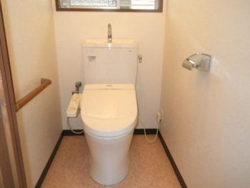 静岡県 田方郡 函南町 柏谷 M様邸 トイレ リフォーム 施工事例