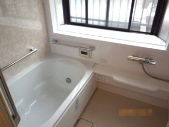 函南町 平井 K様邸 浴室 リフォーム施工事例