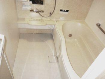 伊豆の国市 中 H様邸 新規浴室設置工事 施工事例