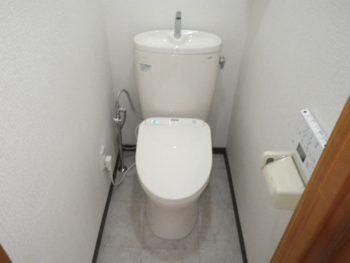 静岡県 伊豆の国市 中 N様邸 トイレリフォーム施工事例