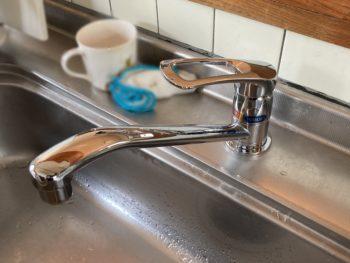 静岡県 駿東郡長泉町 O様邸 キッチン水栓交換 施工事例
